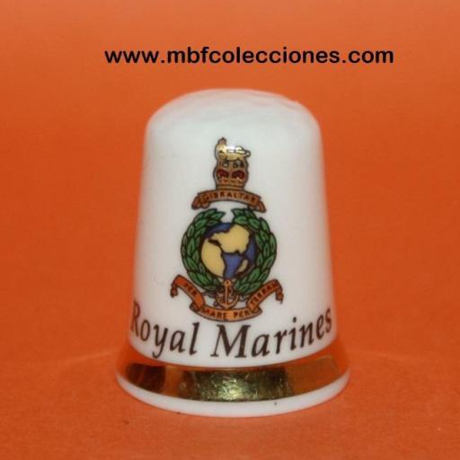DEDAL ROYAL MARINES RF. 02365