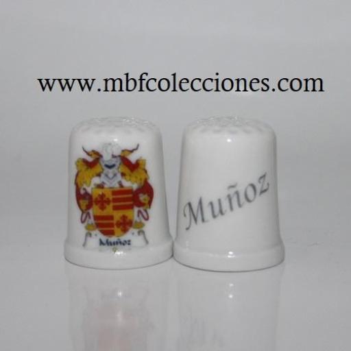 DEDAL MUÑOZ  RF. 04960