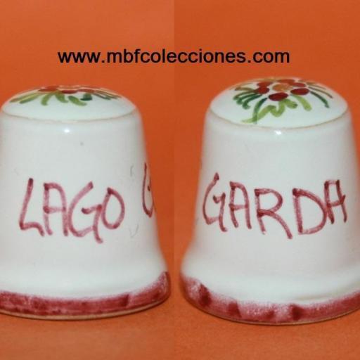 DEDAL ARTESANAL PEQUEÑO LAGO GARDA RF. 01829