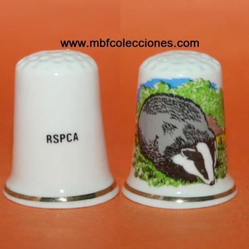 DEDAL RSPCA RF. 01824