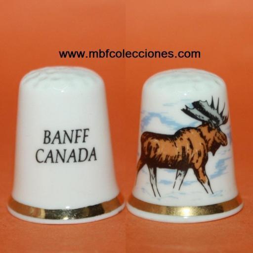 DEDAL BANFF - CANADA RF. 01823