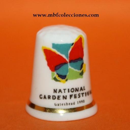 DEDAL NATIONAL GARDEN FESTIVAL RF. 02389
