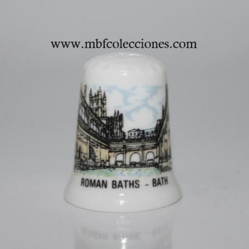 DEDAL ROMAN BATHS - BATH RF. 05075