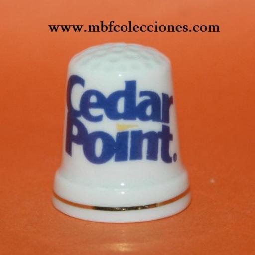 DEDAL CEDAR POINT RF. 01884