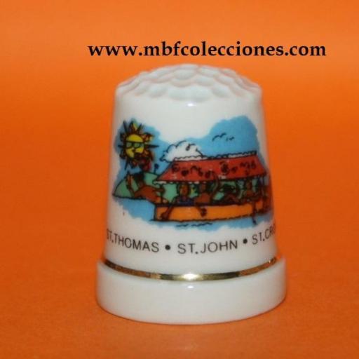 DEDAL ST.THOMAS . ST.JOHN . ST.CROIX RF. 02493