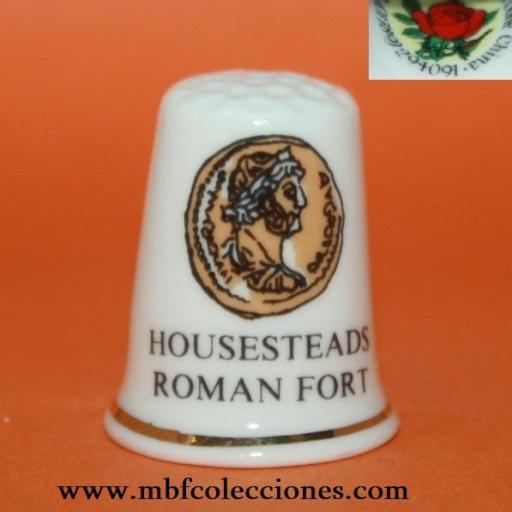 DEDAL HOUSESTEADS ROMAN FORT RF. 01913