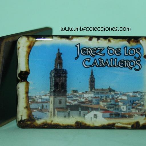 IMAN MADERA JEREZ DE LOS CABALLEROS RF. 02515