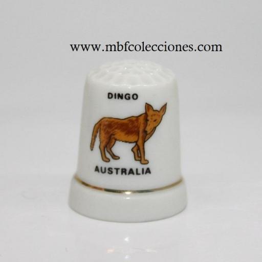 DEDAL DINGO - AUSTRALIA RF. 05760