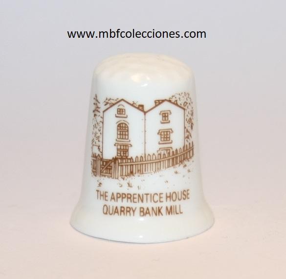 DEDAL THE APPRENTICE HOUSE QUARRY BANK MILL RF. 0966
