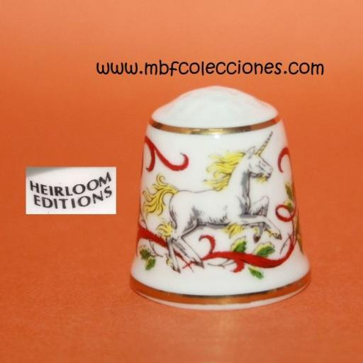 DEDAL HEIRLOOM EDITIONS UNICORNIO RF. 02562