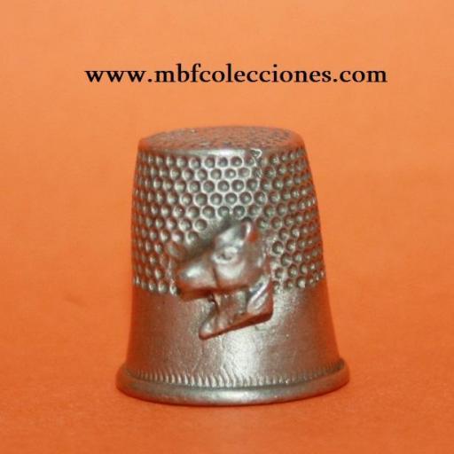 DEDAL PEQUEÑO CON CABALLO RF. 01962