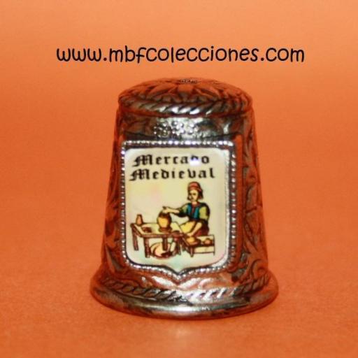DEDAL MERCADO MEDIEVAL RF. 02567