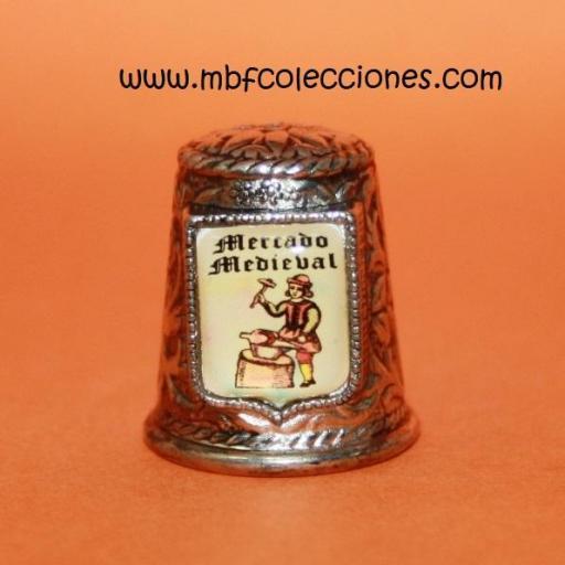 DEDAL MERCADO MEDIEVAL RF. 02569