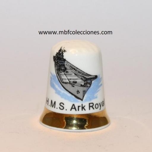 DEDAL H.M.S. ARK ROYAL  RF. 0991 [0]