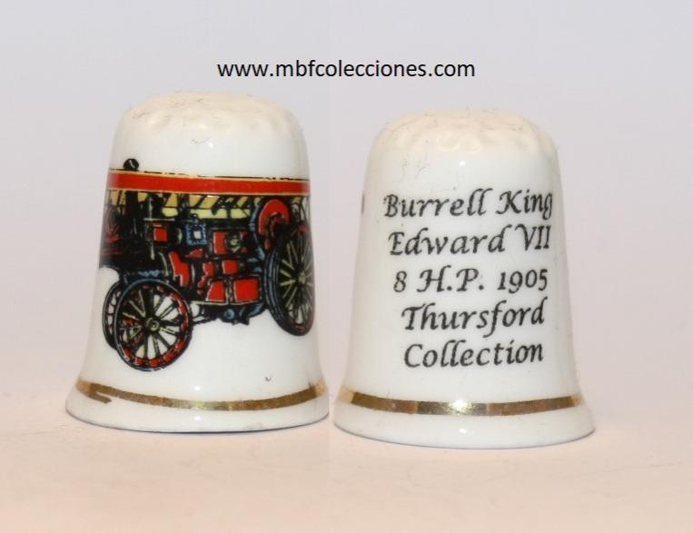 DEDAL BURRELL KING EDWARD VII RF. 01018
