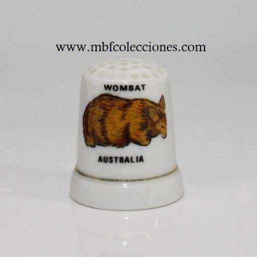 DEDAL WOMBAT - AUSTRALIA RF. 05960