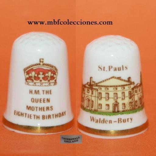DEDAL ST. PAULS WALDEN-BURY  RF. 02051