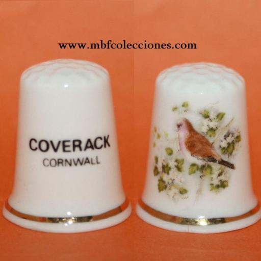 DEDAL COVERACK - CORNWALL RF. 02035