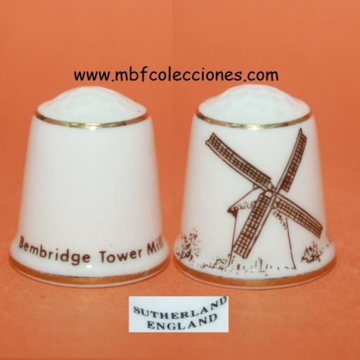 DEDAL BEMBRIDGE TOWER MILL RF. 02710