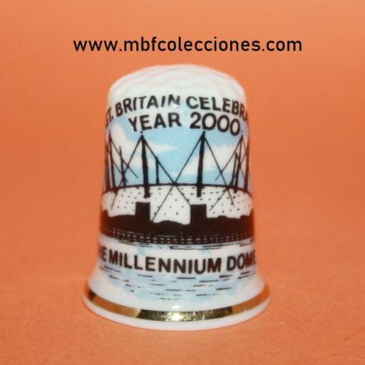 GT. BRITAIN CELEBRATES YEAR 2000 RF. 02732
