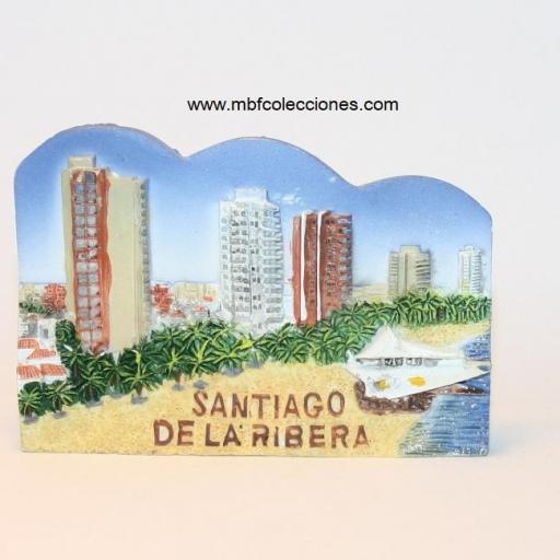 IMÁN SANTIAGO DE LA RIBERA RF. 01093