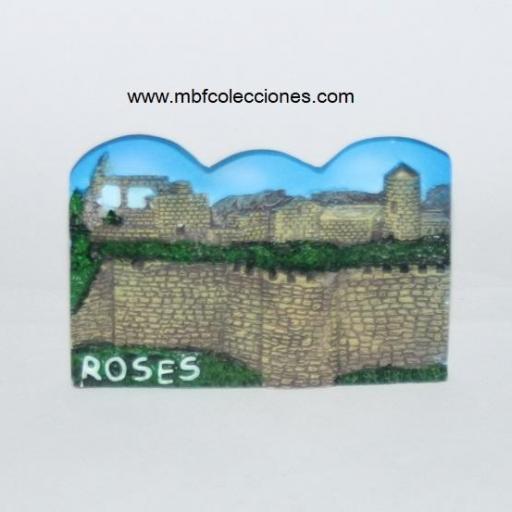 IMÁN ROSES RF. 01090