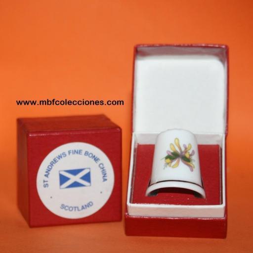 DEDAL INGLES SON FLOR RF. 02785