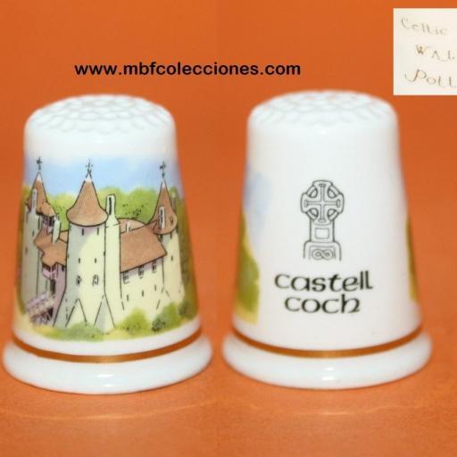 DEDAL CASTELL COCH - WALES RF. 02808