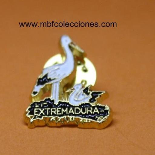 PINS EXTREMADURA RF. 01106