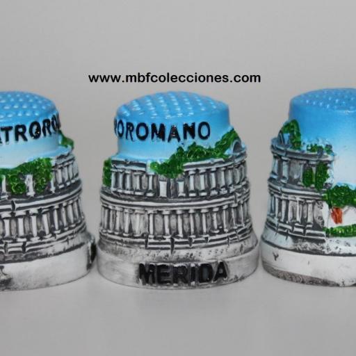 DEDAL TEATRO ROMANO - MERIDA RF. 02919