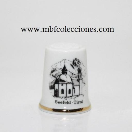 DEDAL SEEFELD - TIROL RF. 06479