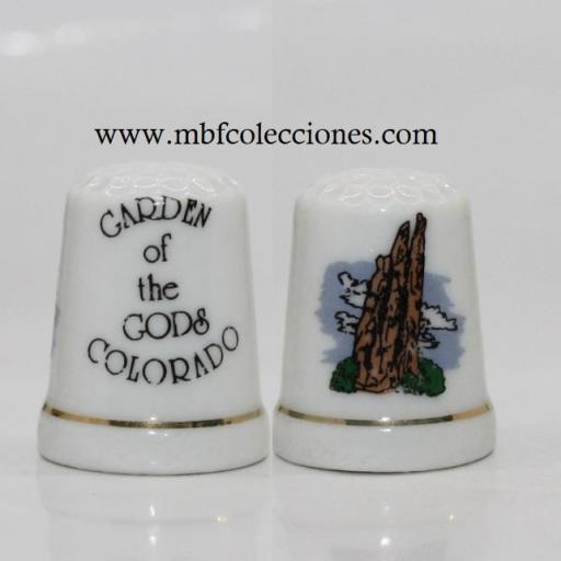 DEDAL GARDEN OF THE GODS COLORADO RF. 06522