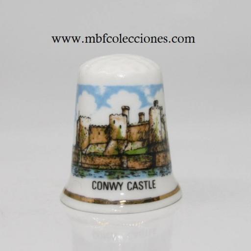 DEDAL CONWY CASTLE RF. 06538