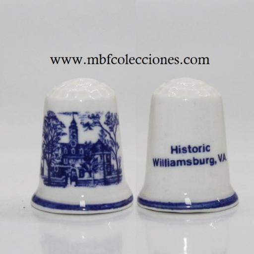 DEDAL HISTORIC WILLIAMSBURG, VA RF. 06530