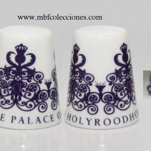 DEDAL THE PALACE OF HOLYROODHOUSE RF. 06587