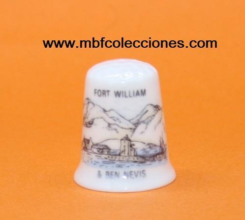 DEDAL FORT WILLIAM RF. 01203