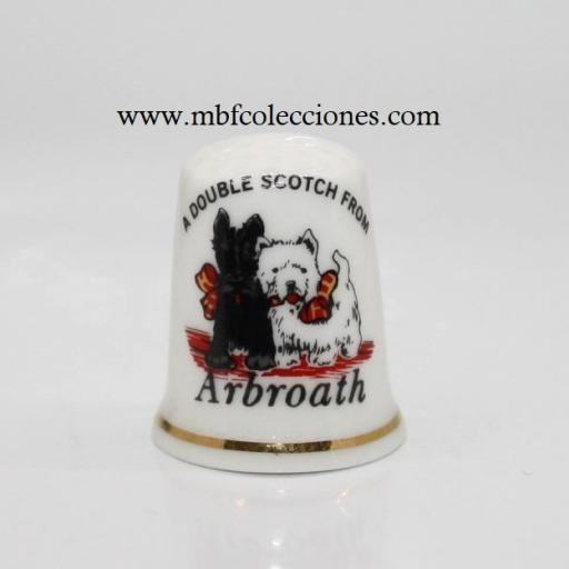 DEDAL A DOUBLE SCOTCH FROM - ARBROATH  RF. 06638