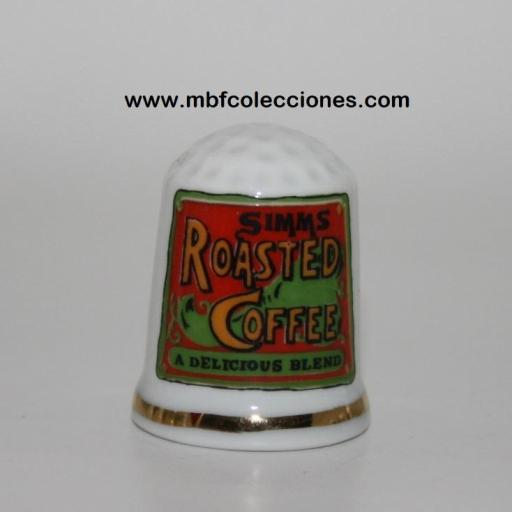 DEDAL MARCA COMERCIAL COFFEE ROASTED ​RF. 03029