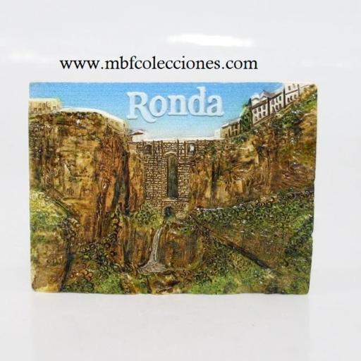 IMÁN RESINA RONDA RF. 06676