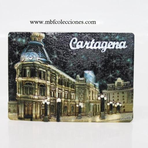 IMÁN RESINA RELIEVE CARTAGENA RF. 06731