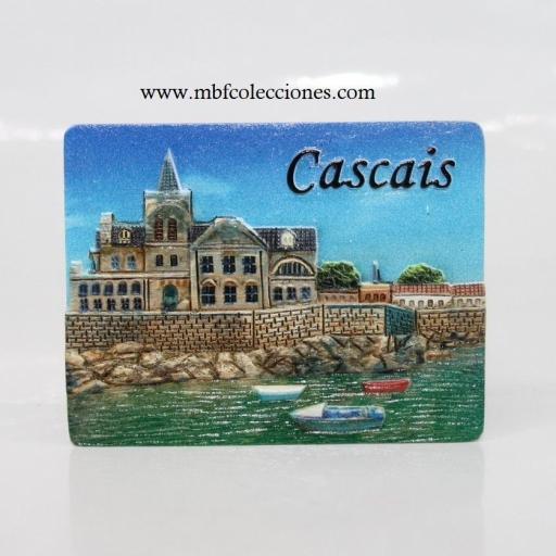 IMÁN RESINA RELIEVE CASCAIS RF. 06732