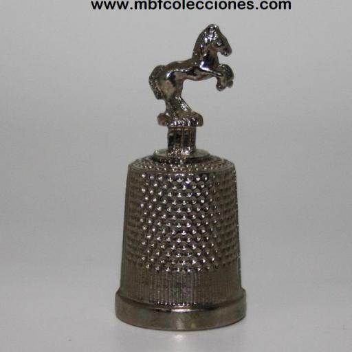 DEDAL METÁLICO CABALLO RF. 03085