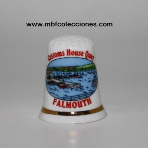 DEDAL CUSTOMS HOUSE QUAY - FALMOUTH  RF. 03086