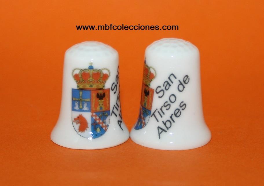DEDAL SAN TIRSO DE ABRES RF. 01217