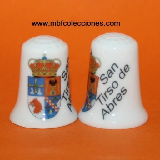 DEDAL SAN TIRSO DE ABRES RF. 01217 [0]