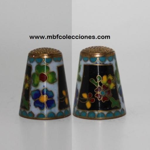 DEDAL FLORES METÁLICO RF. 03131