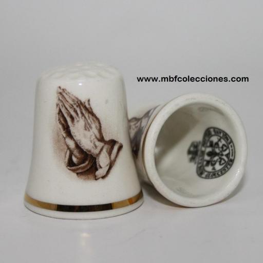 DEDAL MANOS UNIDAS - GLOUCESTER RF. 03138