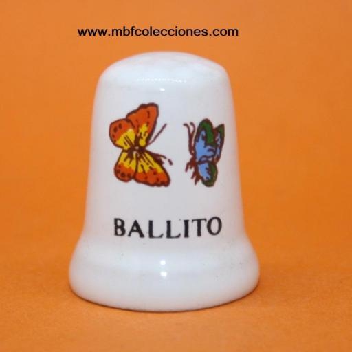 DEDAL BALLITO RF. 01223