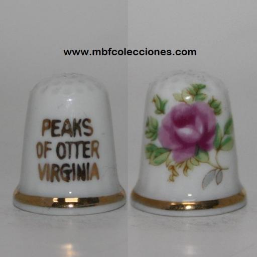 DEDAL PEAKS OF OTTER VIRGINIA RF. 03161
