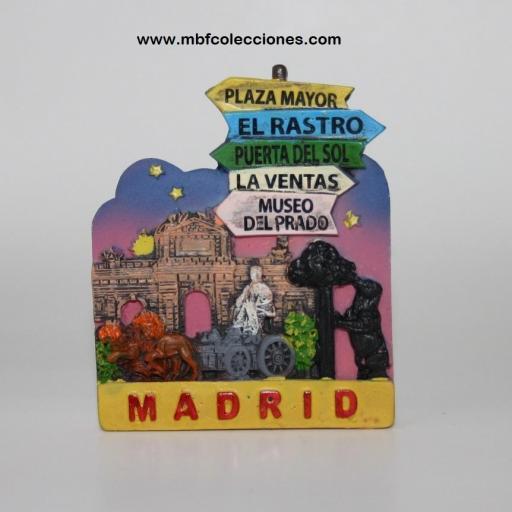 IMÁN MADRID RF. 03180
